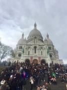 The Basilica on Easter Sunday