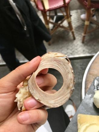 Mmmmm pig intestines