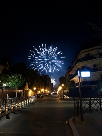 Bastille Day in Neuilly