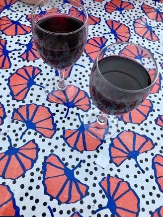 Drinking Bordeaux in Bordeaux