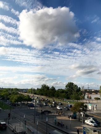 View on Pont de Pierre