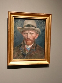 Self-Portrait, Van Gogh